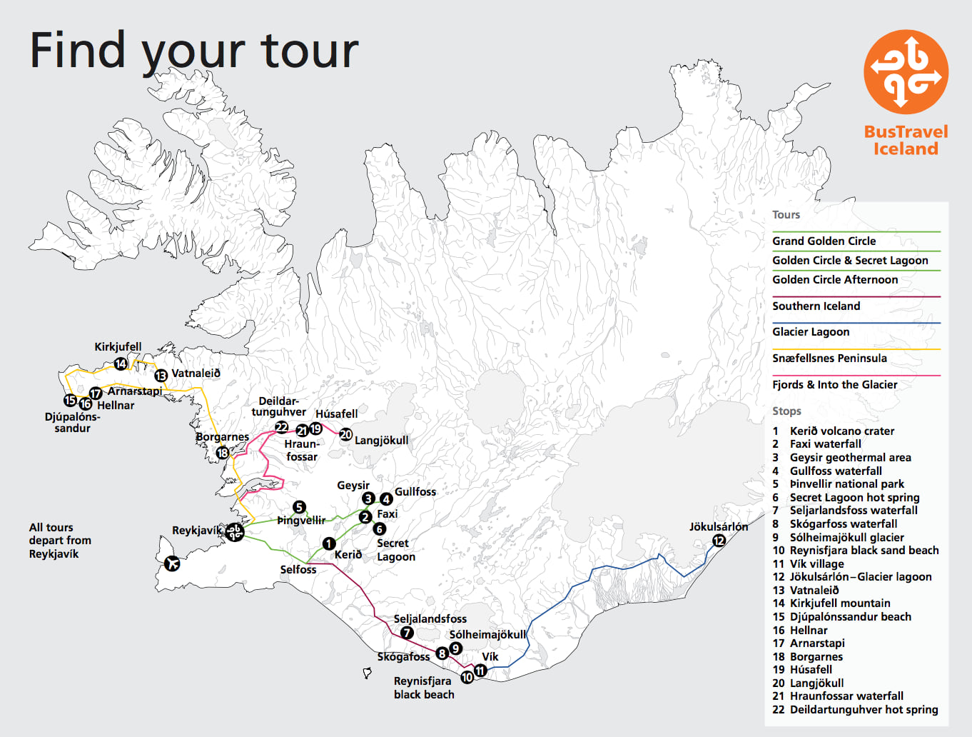 Guided Iceland Day Tours | One-Day Minibus Tour | BusTravel Iceland on australia attractions map, iceland attractions and monuments, iceland shopping, iceland points of interest maps, venezuela attractions map, iceland information, st. kitts attractions map, world attractions map, dominica attractions map, reykjavik tourist map, italy attractions map, jordan attractions map, myanmar attractions map, egypt attractions map, myrtle beach south carolina attractions map, switzerland attractions map, belgium attractions map, mongolia attractions map, iceland tourist attractions, azerbaijan attractions map,